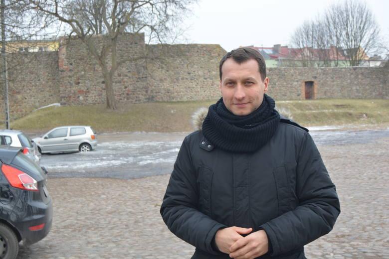 Burmistrz Mateusz Feder stara się o 85-proc. dofinansowanie z Unii Europejskiej.