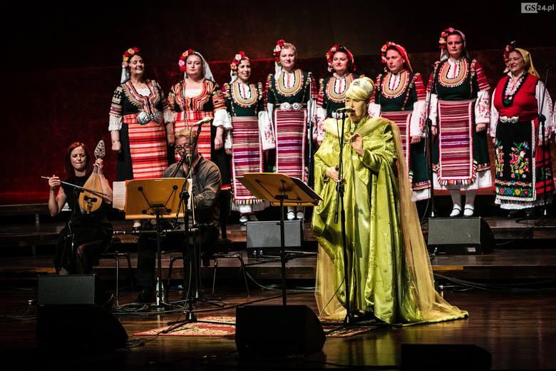 Lisa Gerrard wystąpiła w szczecińskiej filharmonii. Publiczność zachwycona [ZDJĘCIA]