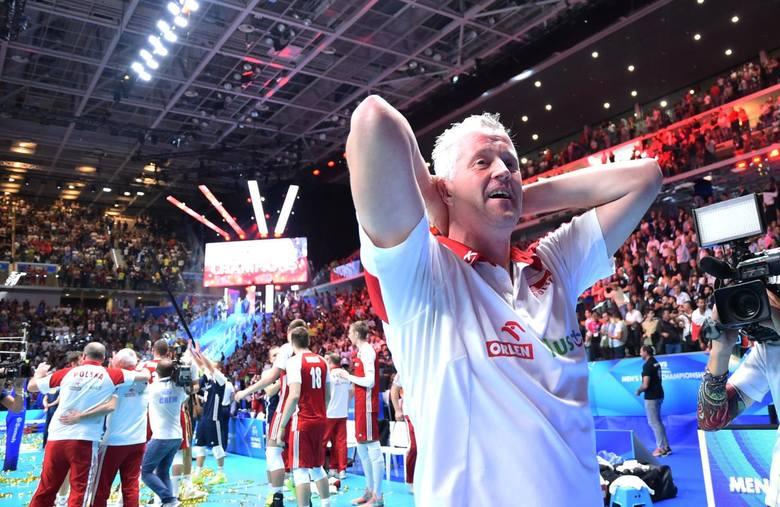 Polacy z brązowym medalem w Lidze Narodów, wygrali bez Heynena