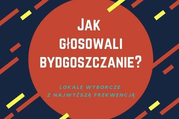 Frekwencja podczas wyborów parlamentarnych 2019 była rekordowa w całym kraju. W Bydgoszczy do urn wyborczych poszło 66,77 proc. osób uprawnionych do