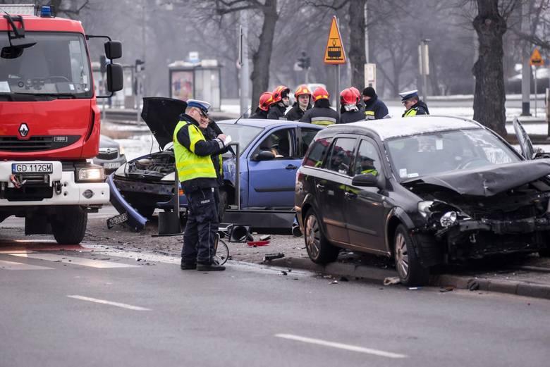 TOP 10 najbardziej niebezpiecznych ulic w Gdańsku