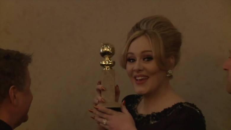 Adele chudnie w oczach! Gwiazda w ostatnich tygodniach sporo schudła - Adele w ciągu ostatnich 6 miesięcy zgubiła aż 20 kg. Jaki jest jej sekret? Adele
