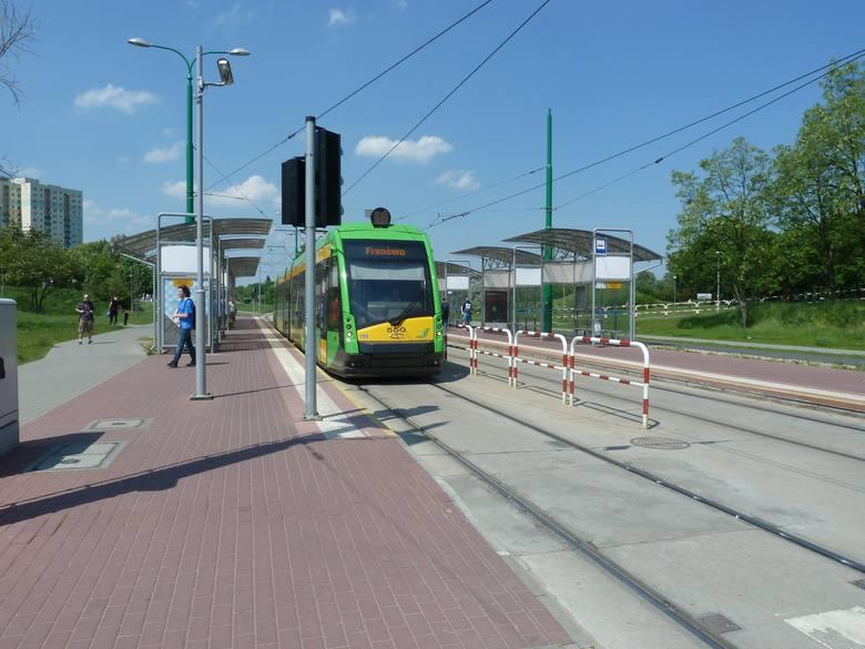 Poznań: W tunelu na Franowie zepsuł się tramwaj