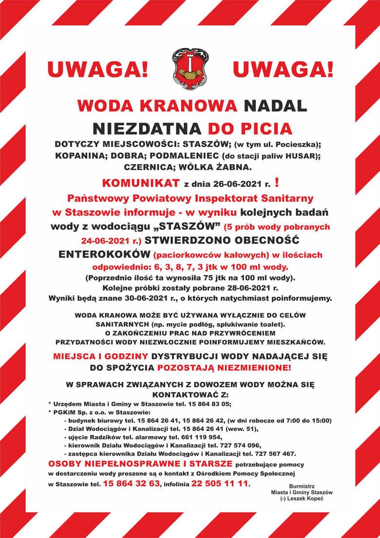 Staszowska