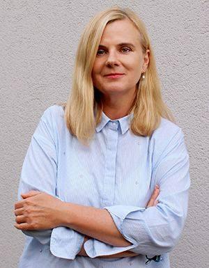 Beata Czechowska-Derkacz była rzecznikiem prasowym Uniwersytetu Gdańskiego przez 17 lat
