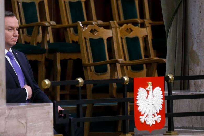 Wybory prezydenckie 2020: Nowy sondaż. Minimalna przewaga Andrzeja Dudy nad kontrkandydatami w drugiej turze