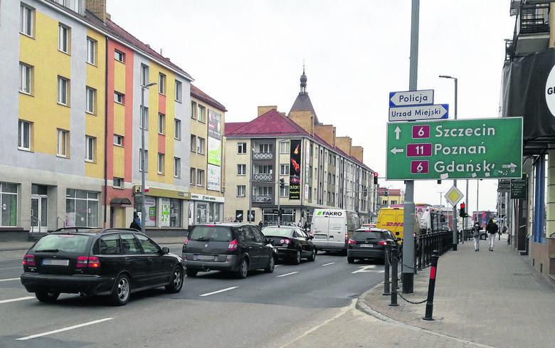 Do rewitalizacji wskazano m. in. Śródmieście (w całości) - na zdjęciu i os. Lechitów (z wyłączeniem terenów nowej zabudowy przy ul. Wenedów)