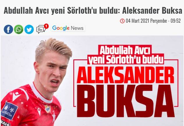 Aleksander Buksa trafi do Trabzonsporu? Turecki klub zainteresowany napastnikiem Wisły Kraków 5.03