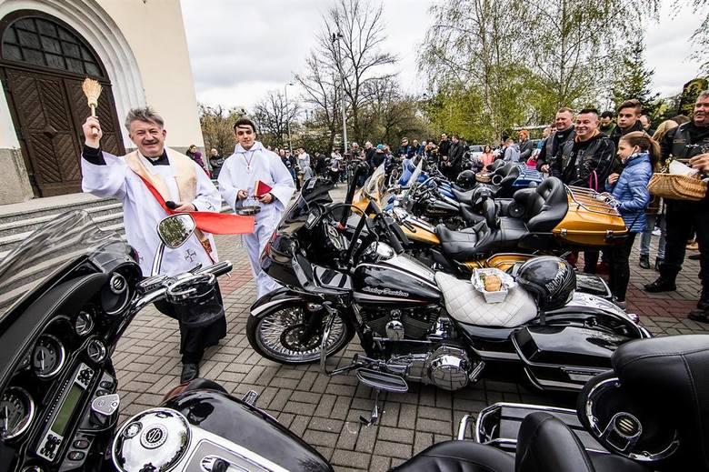 Motoświęconka 2017 w Bydgoszczy [ZDJĘCIA]