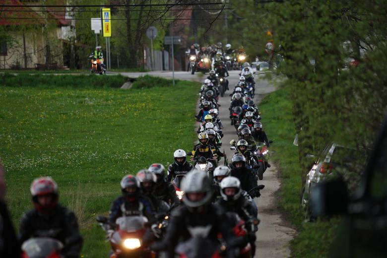 Będzie rondo Łódzkich Motocyklistów