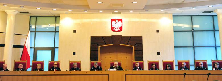 Trybunał Konstytucyjny ma 12 sędziów [WIDEO]