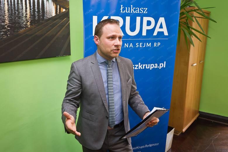 - Obecny kształt przyszłej metropolii to baza, którą dziś przyjęliśmy, ale może ulec rozszerzeniu - mówi Łukasz Krupa.