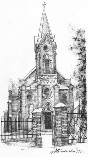 Odnajdź swój kościół. Radziejów z drona. Obejrzyj z góry swój dom! [zdjęcia];nfPrezentujemy kościoły w diecezji włocławskiej i płockiej, znajdujące się