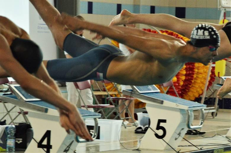 Pływanie. Grand Prix Małopolski w Oświęcimiu. Wygrała Unia Oświęcim [ZDJĘCIA]