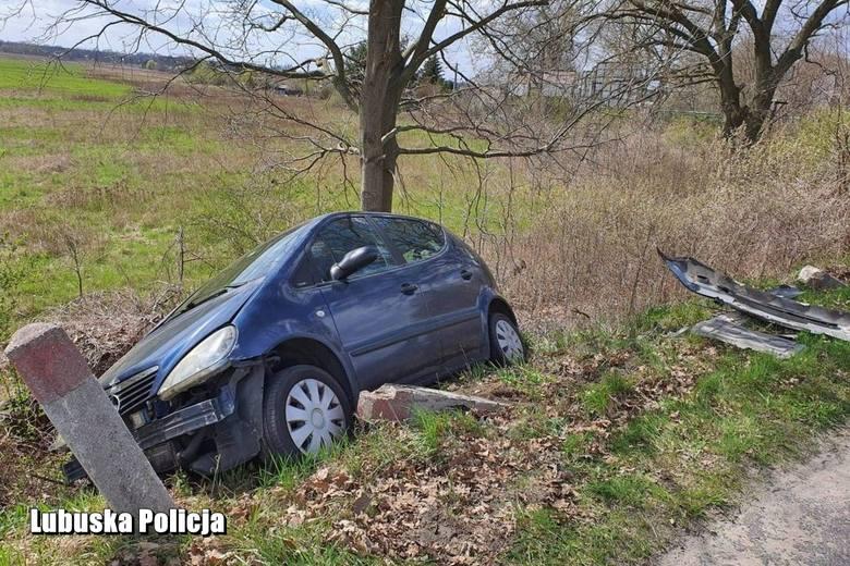 Kobieta prowadziła mercedesa, mając ponad dwa promile alkoholu! Wpadła do rowu, pomocy udzielili jej ratownicy medyczni