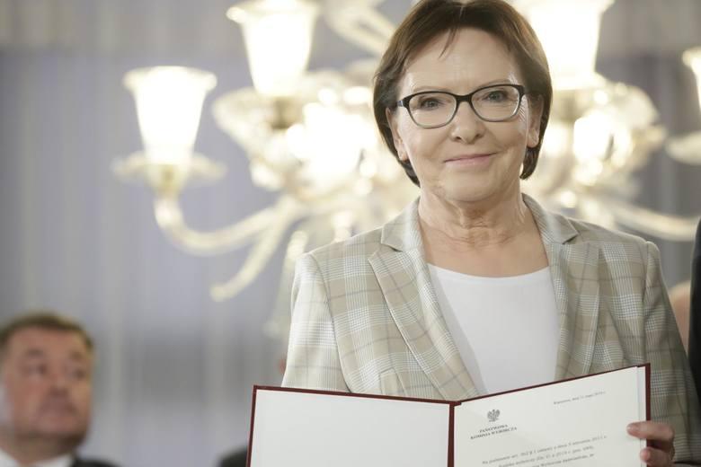 Ewa Kopacz została wiceprzewodniczącą Parlamentu Europejskiego