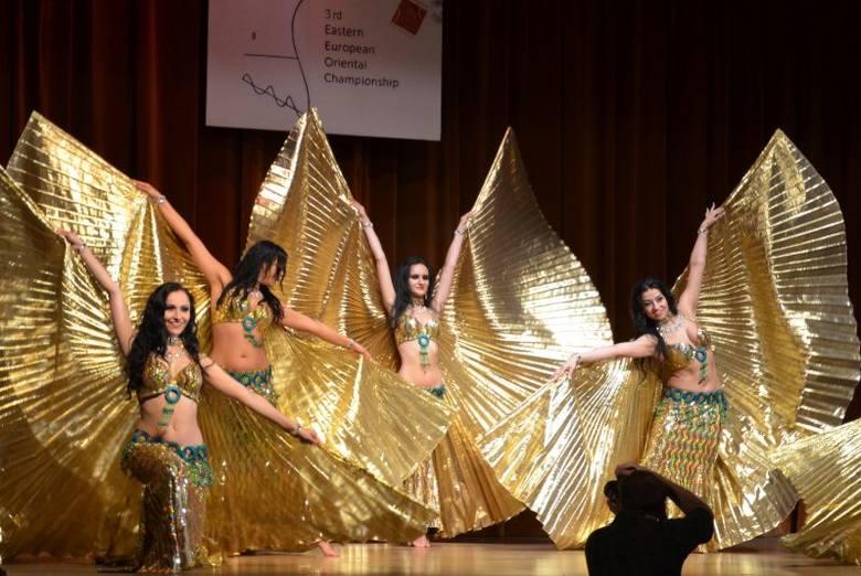 Rada Dance Art mistrzem Europy Wschodniej w tańcu brzucha (zdjęcia)