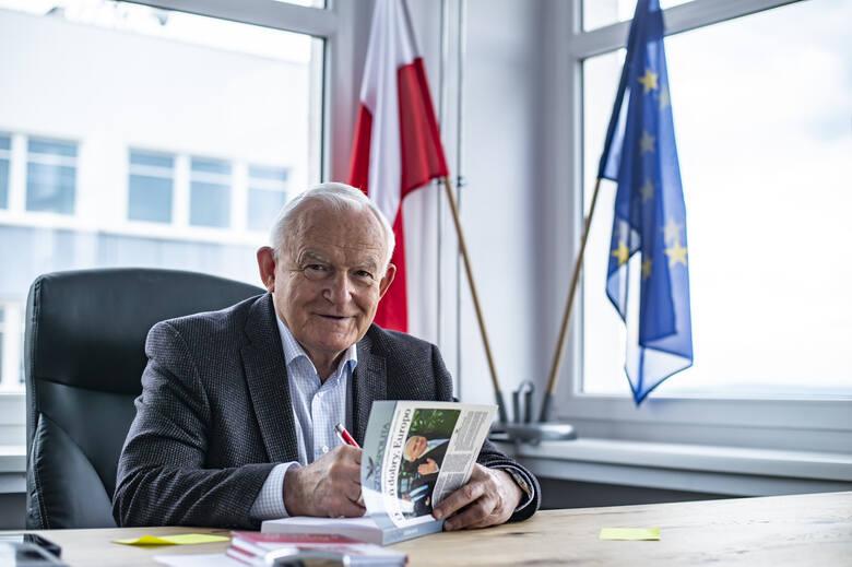 Leszek Miller, poseł Parlamentu Europejskiego