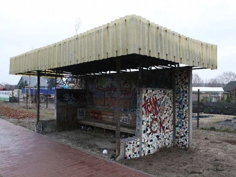 Co zrobić z mozaikowym przystankiem przy ulicy Krakowskiej w Kielcach? Czekamy na Państwa propozycje