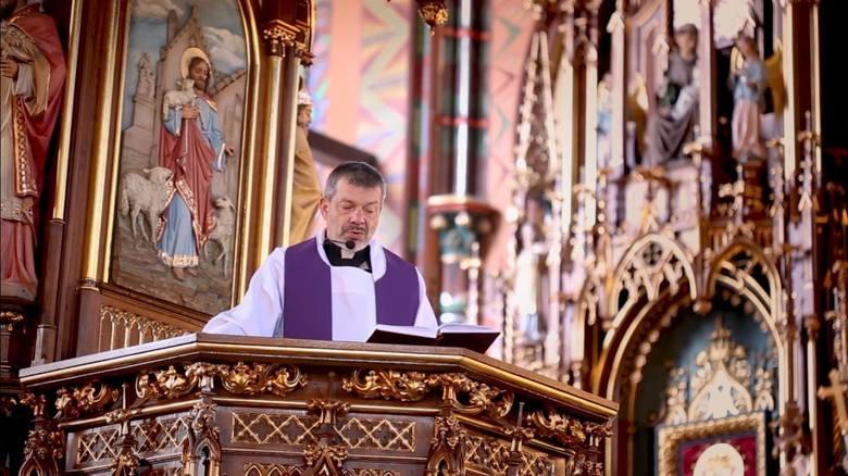 Sosnowcu  Juliuszu: rekolekcje na You Tube prowadzi ksiądz Andrzej...