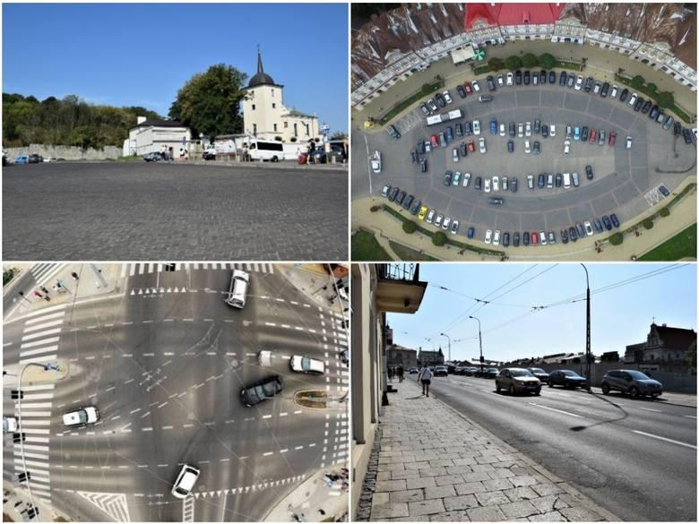 Najgorętsze miejsca w Lublinie. W upalne dni lepiej ich unikać!