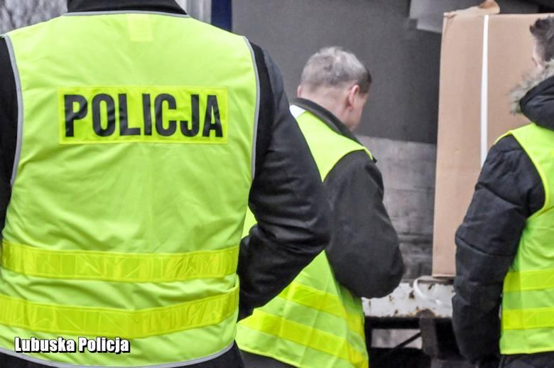 Zielonogórscy policjanci z wydziału do walki z przestępczością gospodarczą wspólnie z funkcjonariuszami Centralnego Biura Śledczego zatrzymali dwóch
