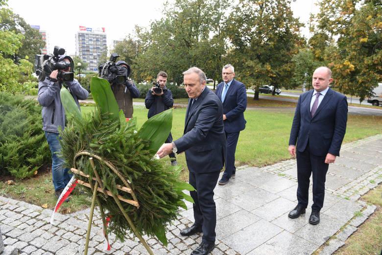 Grzegorz Schetyna w Toruniu: - Kto wygra w Kujawsko-Pomorskiem, wygra w całym kraju