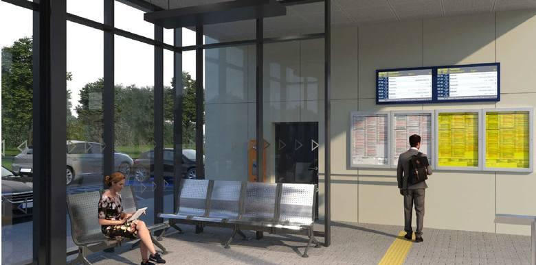 Wasilków. Nowy dworzec kolejowy ma być otwarty w drugiej połowie 2021 roku. Ale znajduje się w znacznej odległości od zabudowy. Lokalizacja ta utrudnia
