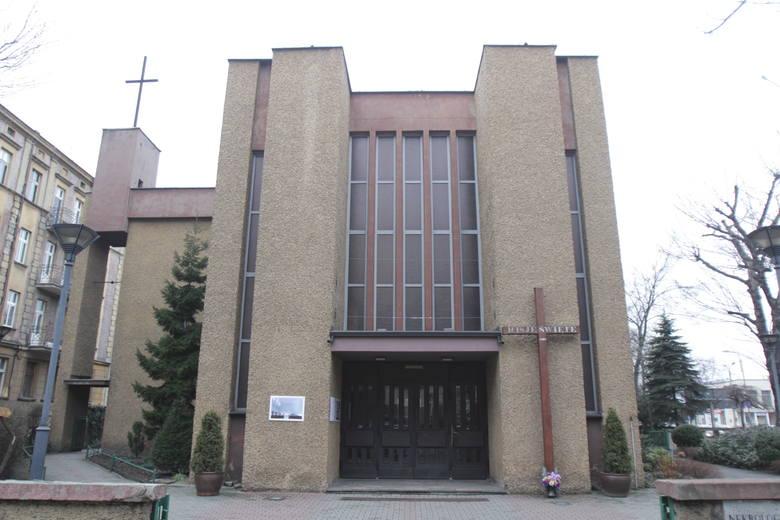 A tak obecnie wygląda kościół przy Sokolskiej