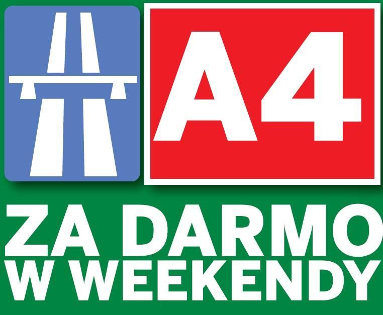 Żądamy darmowej autostrady A4 w weekendy! [PODPISZ PETYCJĘ DO PREMIERA]