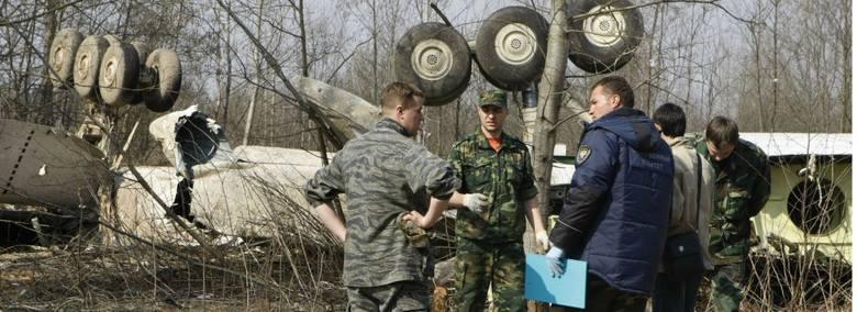Stenogram z katastrofy Tu-154 ujawniony przez prokuraturę