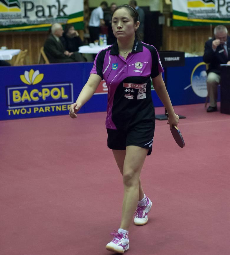 Po nieudanych dla Li Qian Igrzyskach Olimpijskich trzeba szybko wrócić do wygrywania.