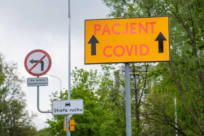 1 osoba zakażona koronawirusem, która zmarła w Szpitalu w Zielonej Górze to 81-letnia kobieta, mieszkanka powiatu wschowskiego