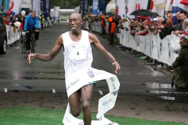 Maraton Wrocław 2013 - [WYNIKI, ZDJĘCIA Z METY, KLASYFIKACJA ZAWODNIKÓW, CZASY]