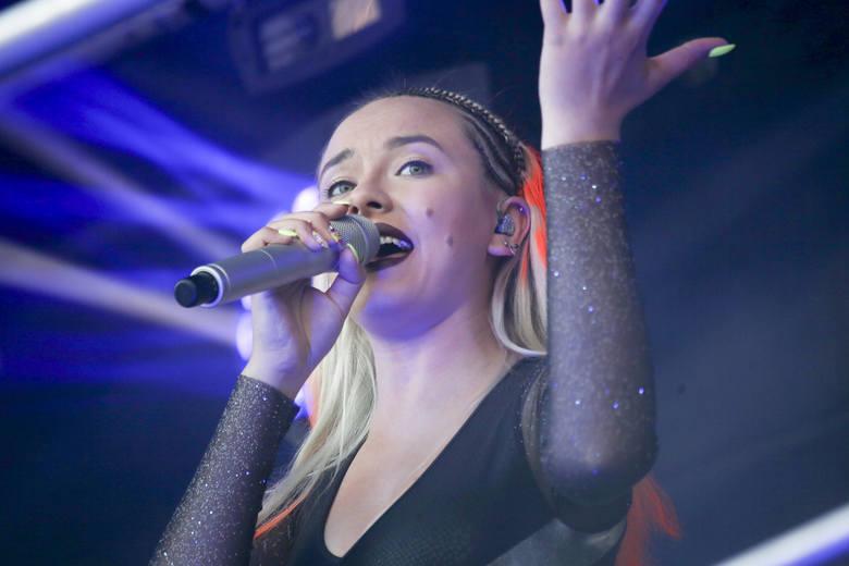 W Słupsku wystąpiła Natalia Nykiel.
