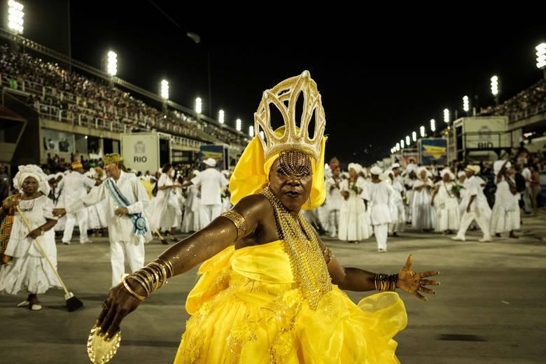 Karnawał w Rio de Janeiro 2017