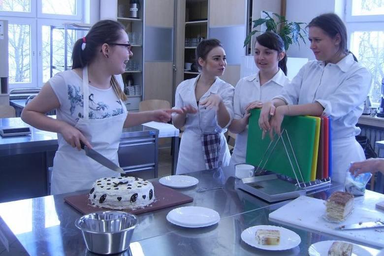 Warsztaty kulinarne pod hasłem Kulinarne Abrakadabra