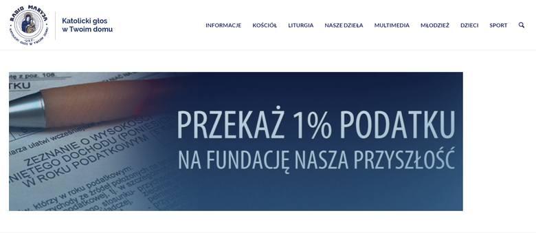 Wirtualna Polska: Politycy PiS pomogą wypełnić PIT. Za 1 proc. dla ojca Rydzyka
