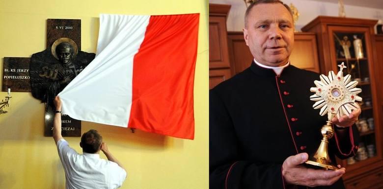 Relikwie bł. ks. Jerzego Popiełuszki trafiły do Szczecina