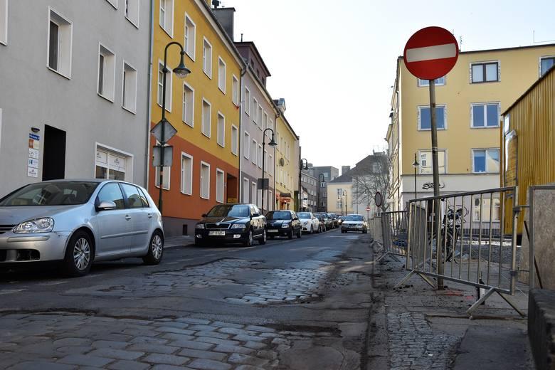 Odcinek ul. Malczewskiego przy pl. św. Sebastiana w Opolu będzie zamknięty od czwartku