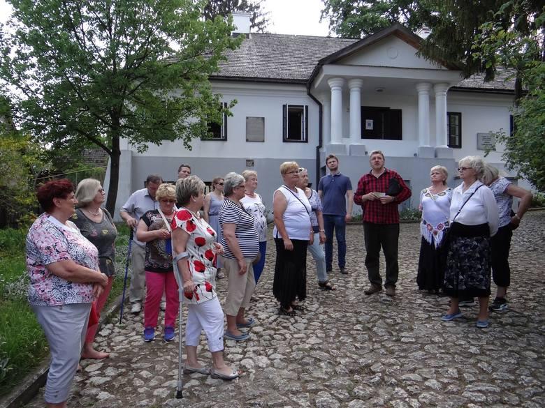 Dworek-muzeum Juliusza Słowackiego