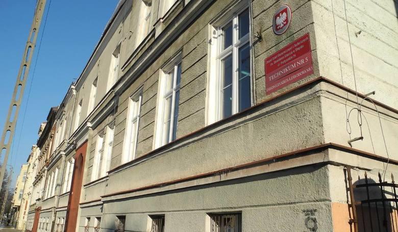 9. miejsce - Technikum nr 5 w ZS Ekon. I Technicznych w Słupsku