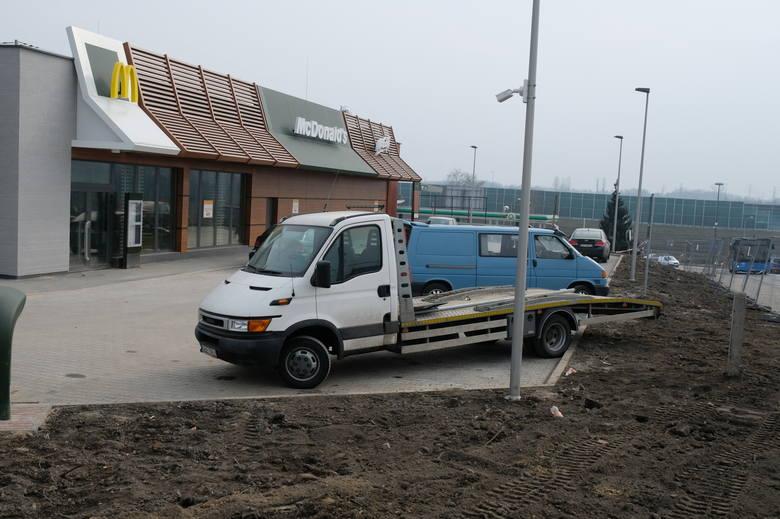 McDonald's przy Bytomsiej w Piekarach, otwarcie - wiosną 2021 Zobacz kolejne zdjęcia >>>