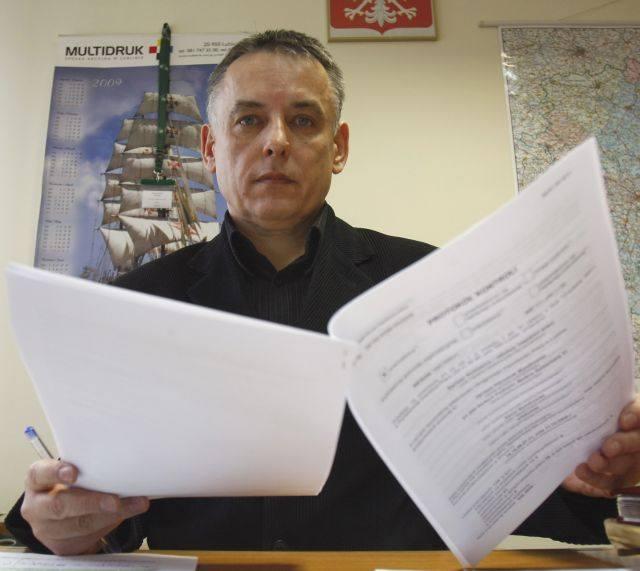Zastępca okręgowego inspektora pracy Krzysztof Sudoł twierdzi, że problemy z terminową wypłatą wynagrodzeń mają najczęściej małe firmy z branż: handlowej,