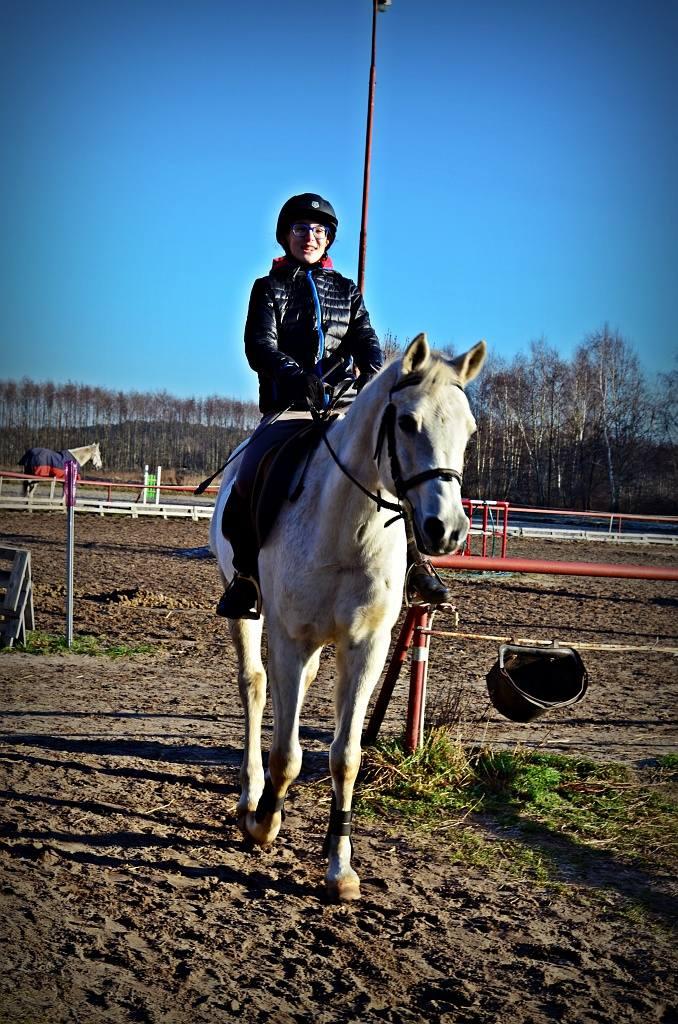 Julka marzyła o własnym koniu. Teraz chce przede wszystkim wyzdrowieć, choć konia też chciałaby mieć