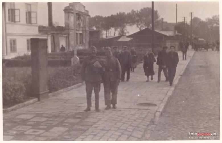 10. 1940, Skierniewice