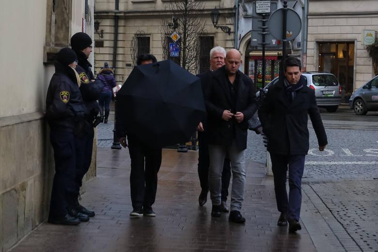 Nabywcy Wisły rozmawiali z prezydentem Krakowa o inwestycjach pod Wawelem. Przy Reymonta chcą budować hotel [ZDJĘCIA]