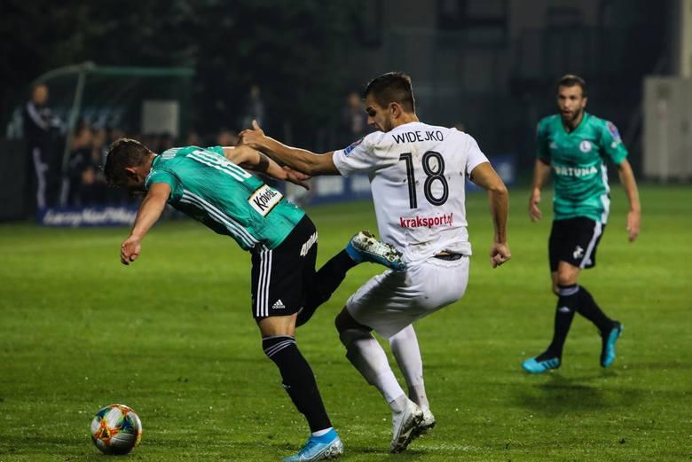 Puszcza Niepołomice - Legia Warszawa 0:2