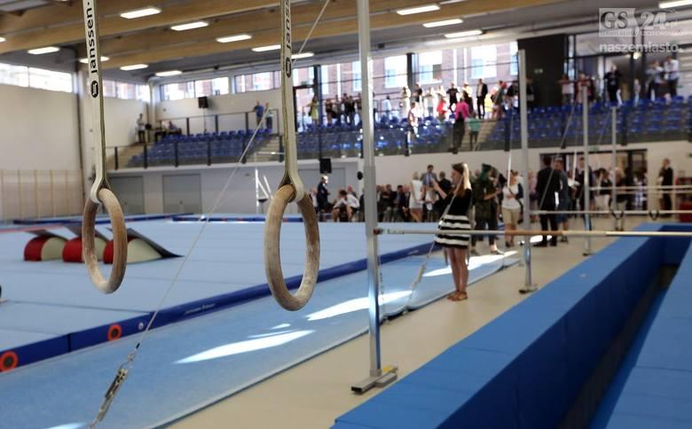 Nowa sala gimnastyczna gotowa. Zobacz, jak wygląda