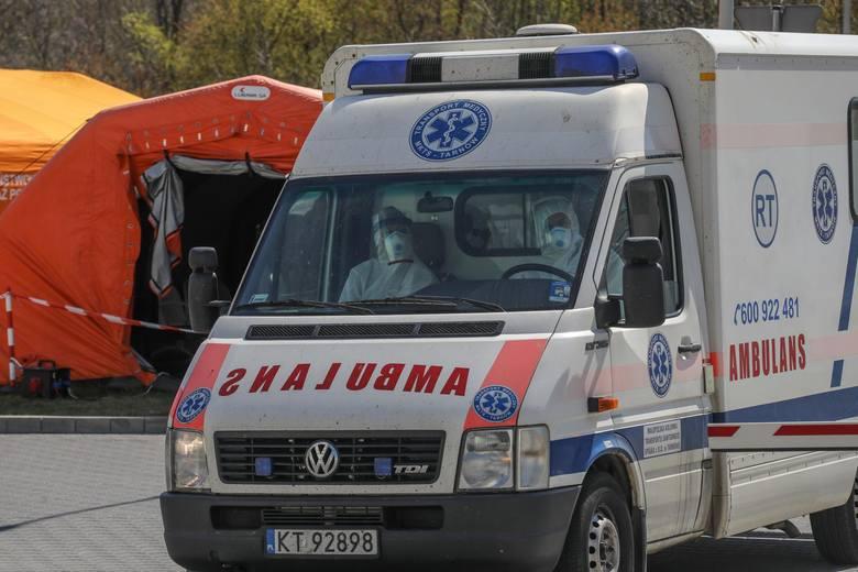 W Małopolsce wzrosła liczba zakażonych koronawirusem